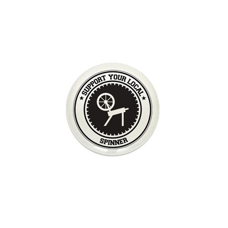 Support Spinner Mini Button (100 pack)