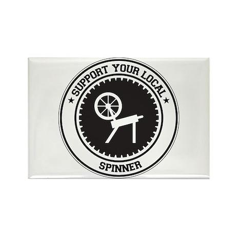 Support Spinner Rectangle Magnet (100 pack)