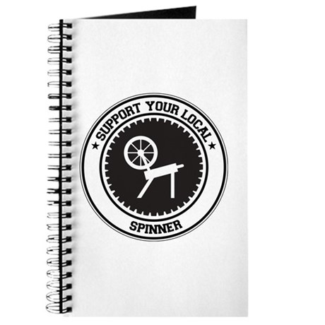 Support Spinner Journal