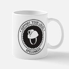 Support Spelunker Mug
