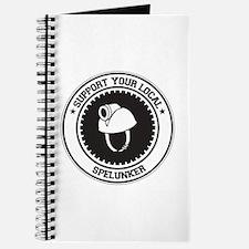 Support Spelunker Journal