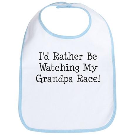 Watch My Grandpa Race Bib
