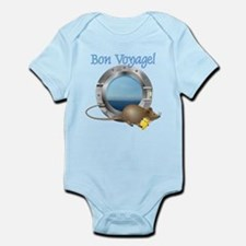 Sailing Mouse on Vacation Infant Bodysuit