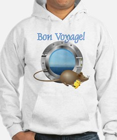 Sailing Mouse on Vacation Hoodie
