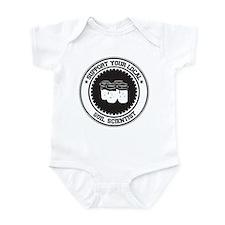 Support Soil Scientist Infant Bodysuit