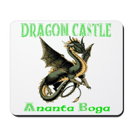 Dragon Castle Mousepad