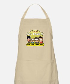 The Ass Family... BBQ Apron