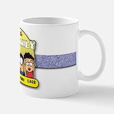 The Ass Family... Mug