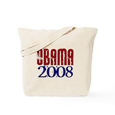 OBAMA Distressed 1 Tote Bag