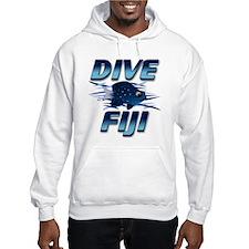 Dive Fiji (blue) Hoodie