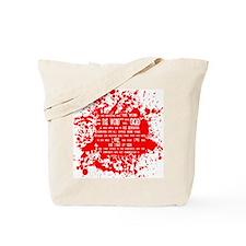 Funny 1 god Tote Bag
