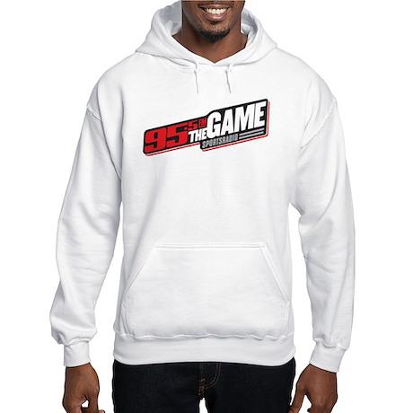 95.5 The Game Hooded Sweatshirt
