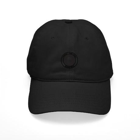 Support Seamstress Black Cap