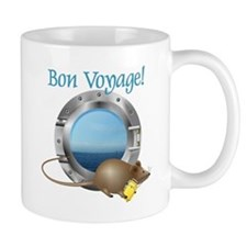 Sailing Mouse on Vacation Mug