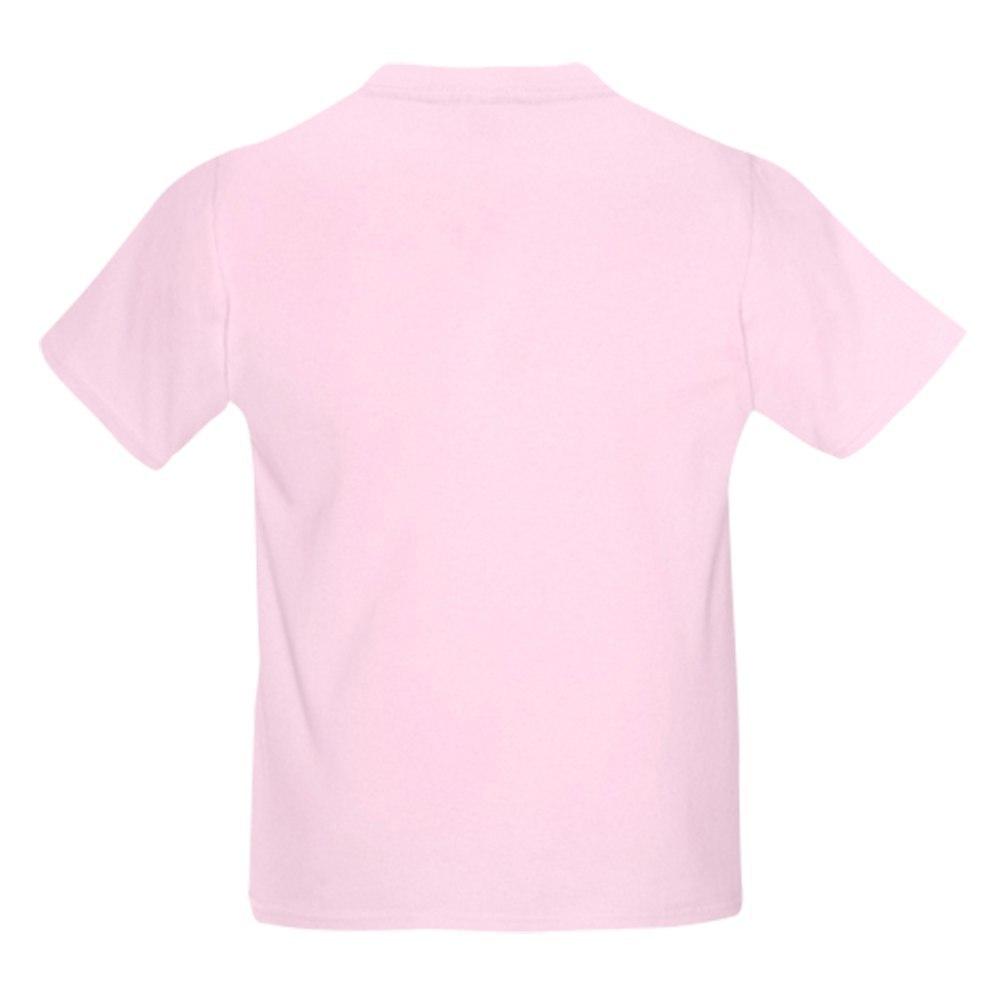 CafePress 5Th Birthday Princess Kids Light T Shirt Kids T-Shirt 274138746