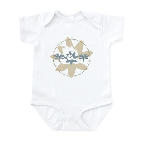 Yoga ABC's Infant Bodysuit