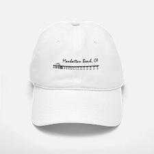 Manhattan Beach Baseball Baseball Cap
