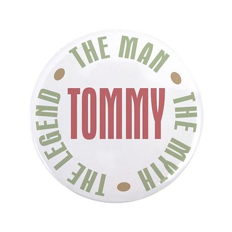 "Tommy Man Myth Legend 3.5"" Button (100 pack)"