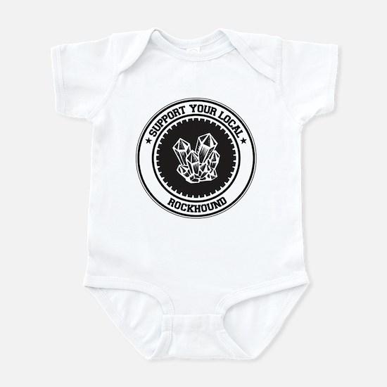 Support Rockhound Infant Bodysuit