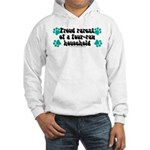 Four-paw household Hooded Sweatshirt