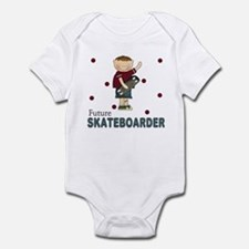 Future Skateboarder Baby Infant Bodysuit