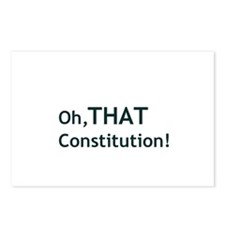 Oh, THAT Constitution! Postcards (Package of 8)