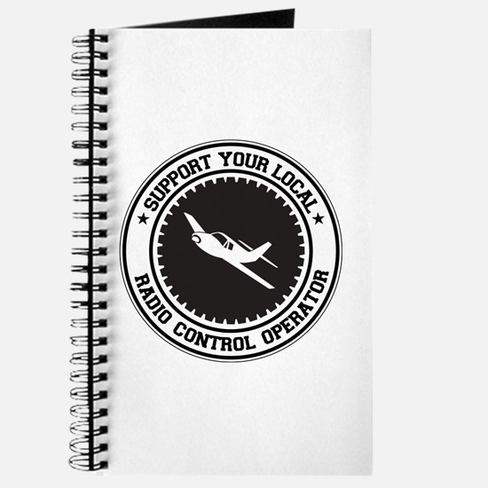 Support Radio Control Operator Journal