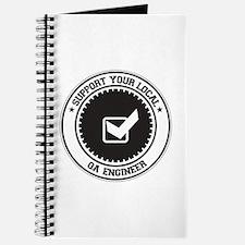 Support QA Engineer Journal