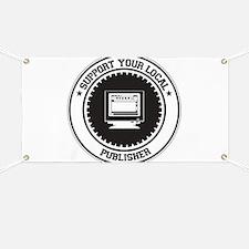 Support Publisher Banner