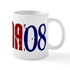 OBAMA Distressed 2 Mug