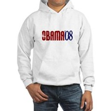 OBAMA Distressed 2 Hoodie