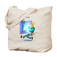 Electrician Tote Bag