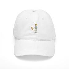 Greasy Spoon Waitress Baseball Cap