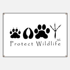 Protect Wildlife Banner