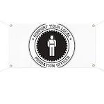 Support Probation Officer Banner