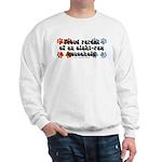 Eight-paw household Sweatshirt