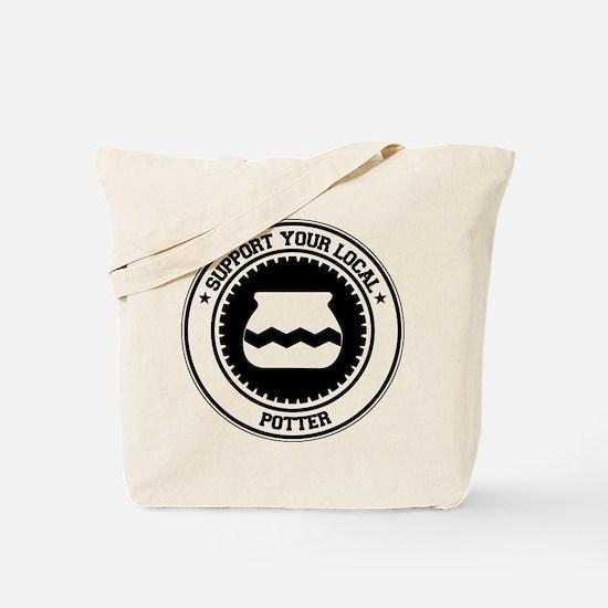 Support Potter Tote Bag