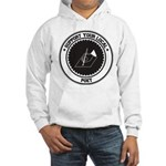 Support Poet Hooded Sweatshirt