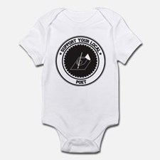 Support Poet Infant Bodysuit