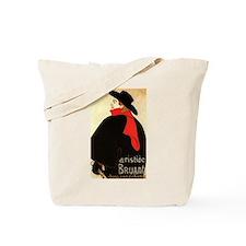 Aristide Bruant, #2 Tote Bag (Image on Both Sides)
