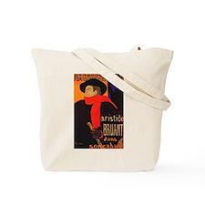 Aristide Bruant, #2 Tote Bag