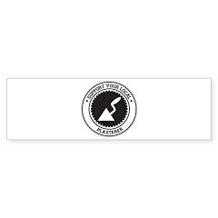 Support Plasterer Bumper Sticker (50 pk)