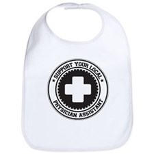 Support Physician Assistant Bib