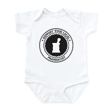 Support Pharmacist Infant Bodysuit