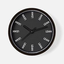 Unique Manufacturing Wall Clock