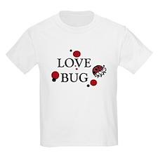 Kids Love Bug Light T-Shirt