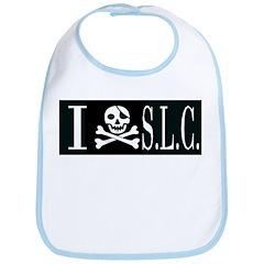 I Hate S.L.C. Bib