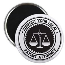 Support Patent Attorney Magnet