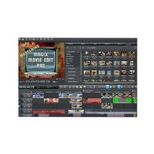 Mastering Movie Edit Pro Rectangle Magnet
