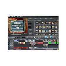 Mastering Movie Edit Pro Rectangle Magnet